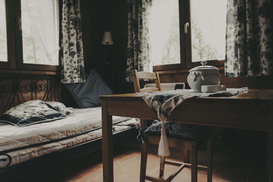 la casa nel bosco potenza baita foto giuseppe manzi