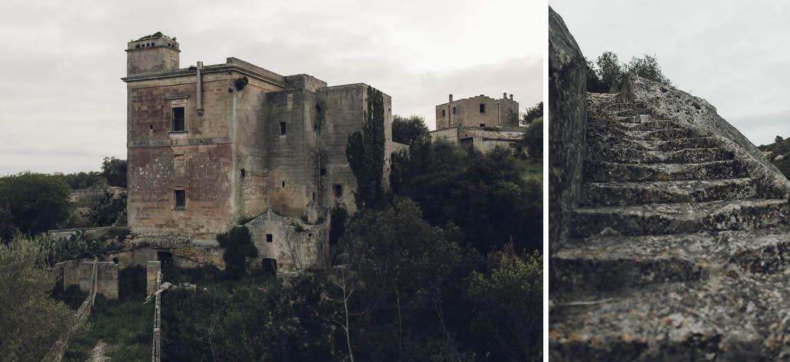 abbandonated abbandonato rock roccia pietra stone