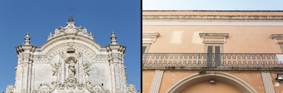 architettura storia basilicata matera ristorazione