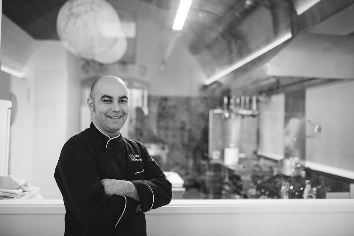 chef nicola morcinelli osteria san francesco matera