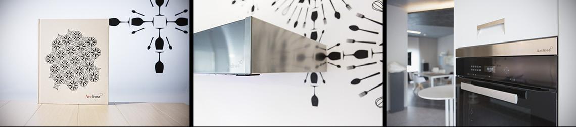 cucina arclinea matera fotografo interni giuseppe manzi