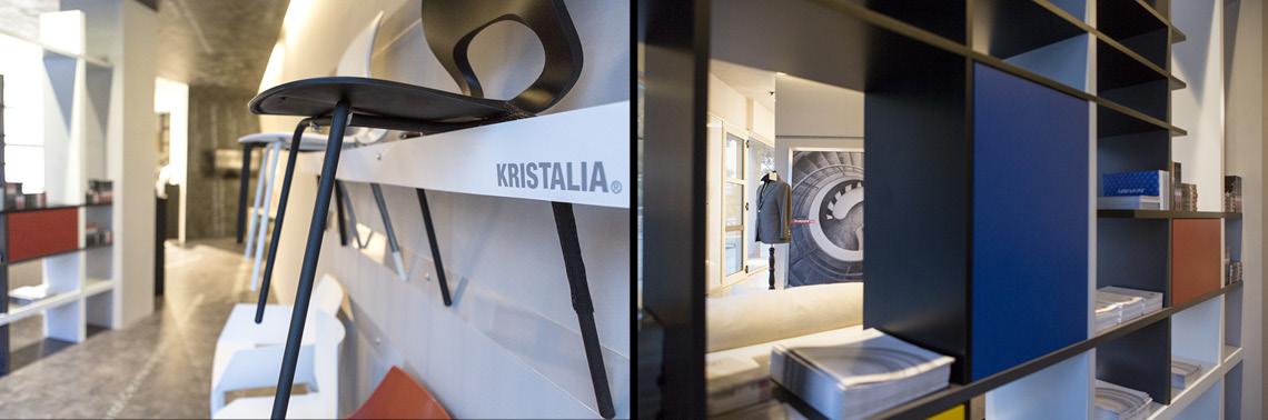 design kristalia sedia latoobliquo matera giuseppe manzi fotografia interni