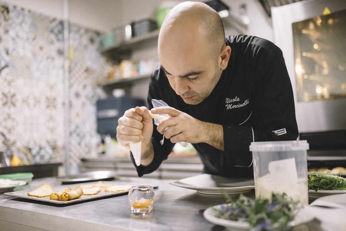 lavoro work passione cura cucina kichen
