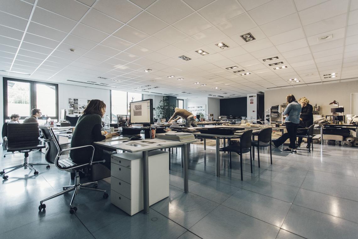 centro ricerca sviluppo design designers center developed natuzzi