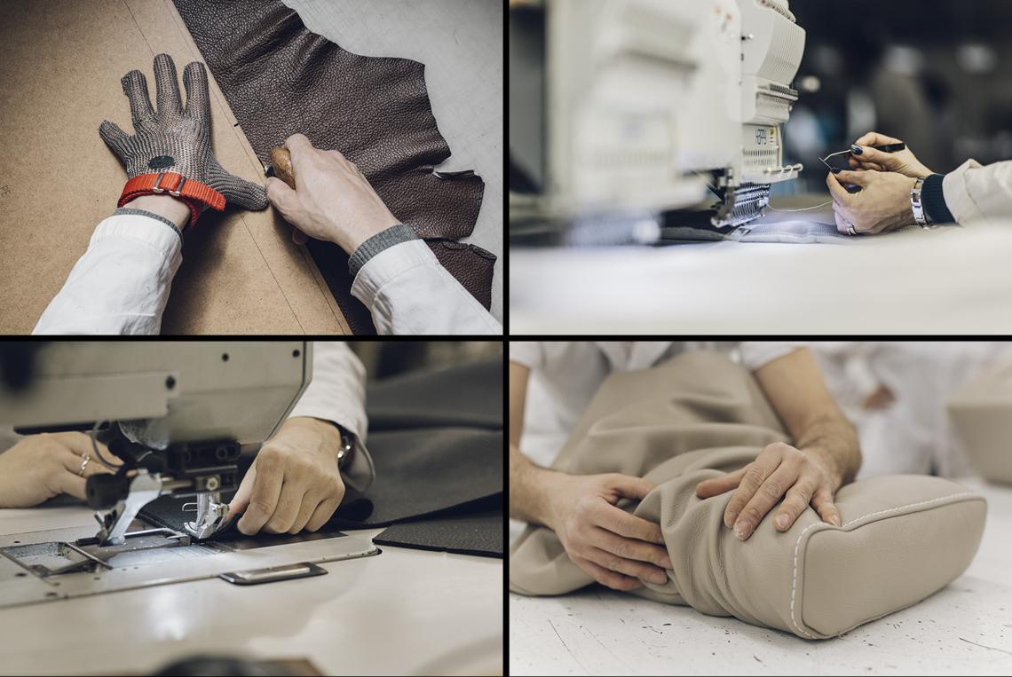 people hands work natuzzi mani lavoro creare