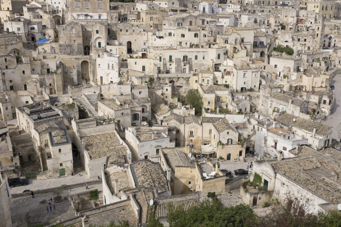 matera sassi tufo old city unesco 2019