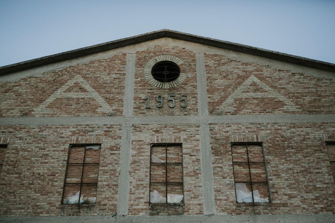 bricks fabbrica mattoni location matera abbandonato