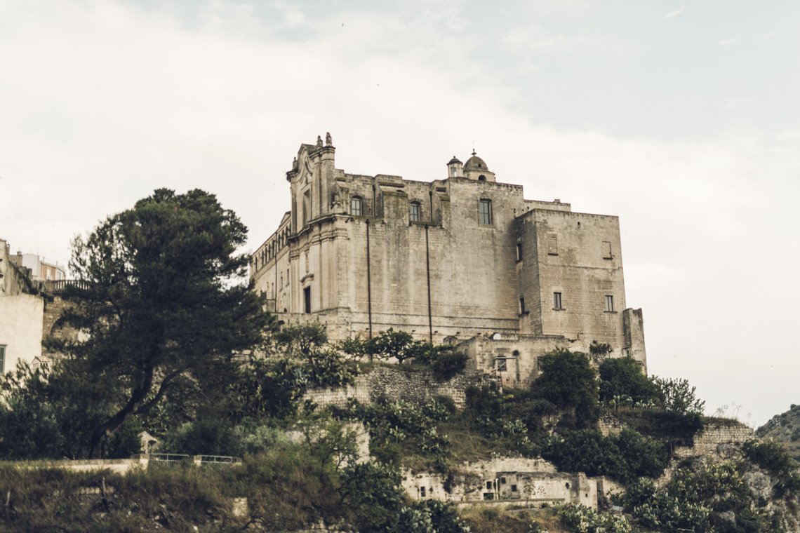 chiesa sant'Agostino matera