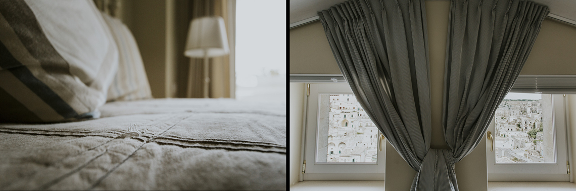 letto bed and breakfast residence matera
