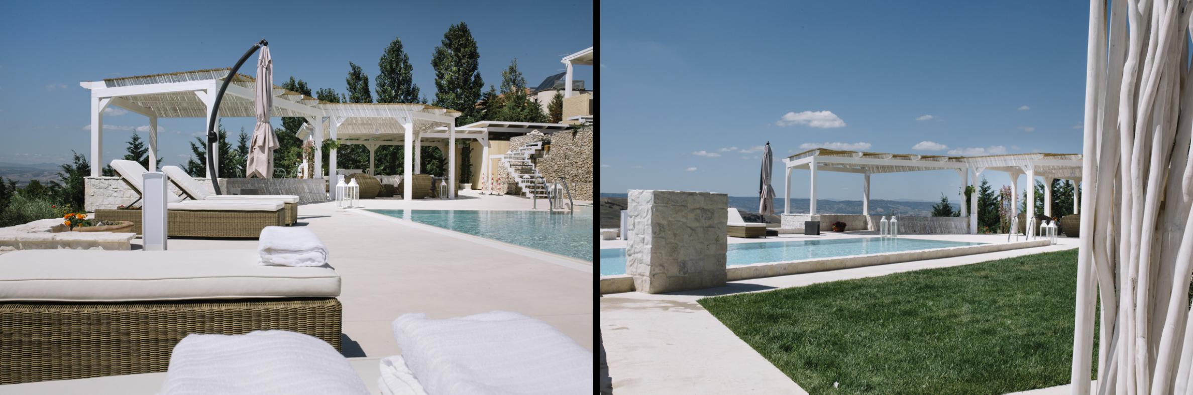 piscina vacanza holiday swimming pool