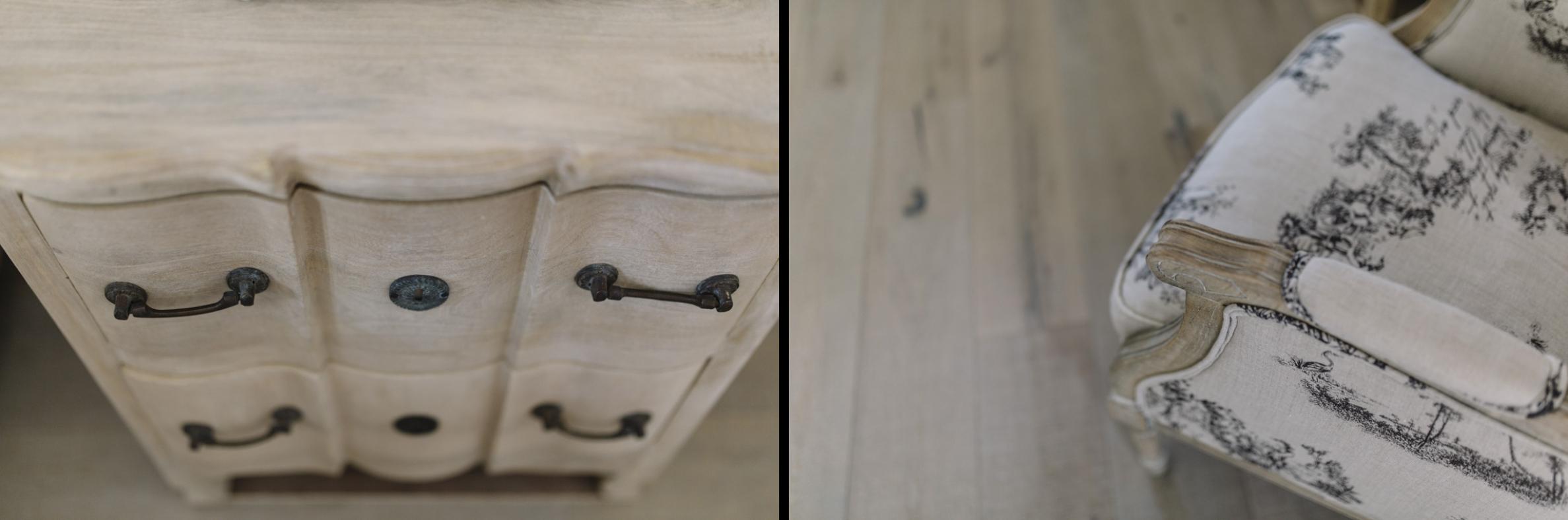 wood poltrona
