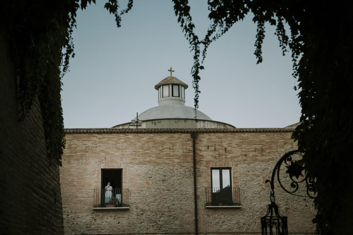 bride sposa bridal castello san basilio