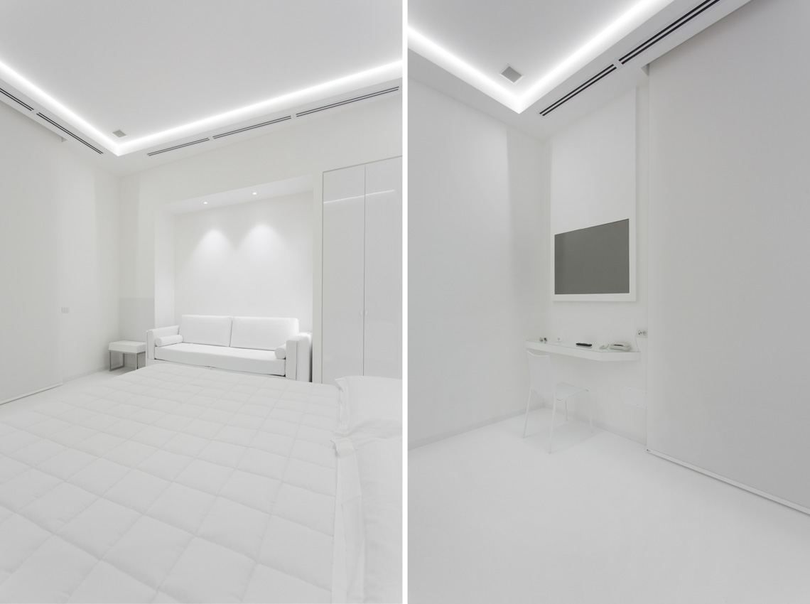 decor architecture white minimal luxury matera manzi giuseppe fotografo